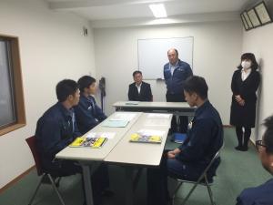 新人社員研入社式 修_5919